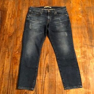Big Star Ankle Skinny Jeans
